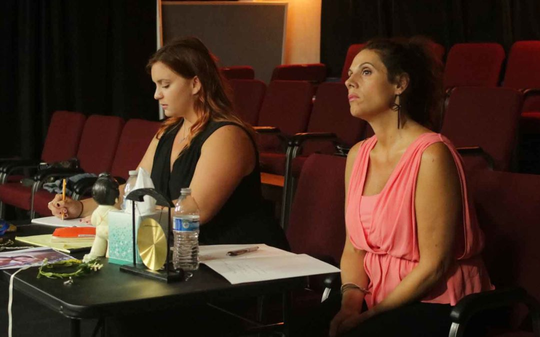 Scene Study – Character development and role preparation